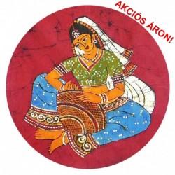 Indiai hölgyes porcelán patent