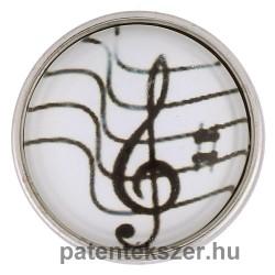 Violin kulcsos kottás patent