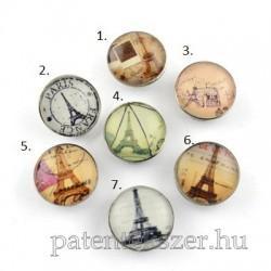 Eiffel-tornyos kerek patent