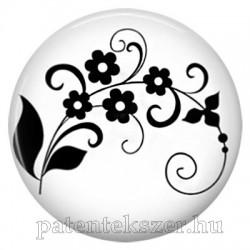 Indás porcelánpatent