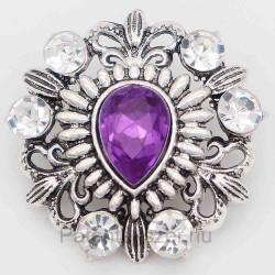 Gyöngyös patent csepp alakú kővel több színben