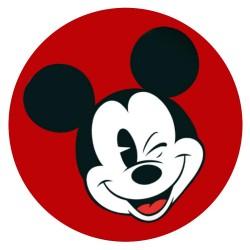 Mickey egeres porcelánpatent